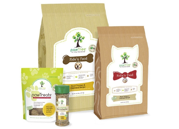 Shop pawTree for pet food and support ARF!